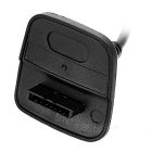 GamePad Charging Cable Set for XBOX 360 - Black (180+/-2cm)