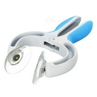 Universal Screen Opening Plier for Mobile Phone - White + Blue