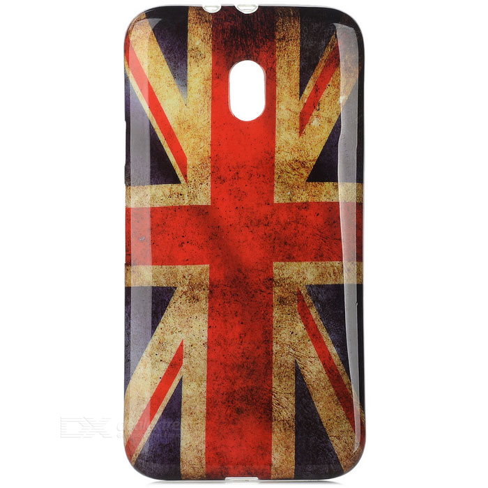 UK Flag Pattern Back Case Cover for Motorola Moto G 3 - Red + BlueTPU Cases<br>Form ColorRed + BlueModelN/AMaterialTPUQuantity1 DX.PCM.Model.AttributeModel.UnitShade Of ColorRedCompatible ModelsMotorola Moto G 3rd GenPacking List1 x Case<br>