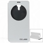 OCUB Protective Flip-Open PU Ganzkörper-Case für Ulefone Be-touch / Be-Touch 2 - White