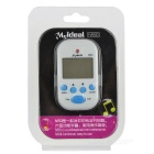 "Meideal M50 Professional Digital 1.1"" LCD Beat Tempo Metronome - White"
