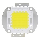 50W Source lumineuse 50 LED Blanc 6000K 4250lm pour Project Lamp (24-36V)