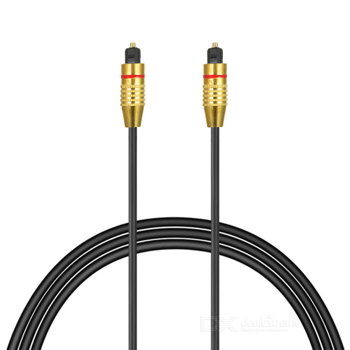 MK6.0-B 1.5m Male to Male Digital Audio Optical Fiber Cable