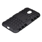 Protective TPU + PC Back Case for Motorola MOTO G3 / G 2015 - Black