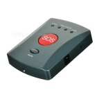 ERAY GS-EG Wireless Emergency GSM Call Alarm System - Dark Grey + Red