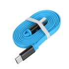 USB 3.1 Type-C Charging Data Cable w/ Perfume Scent - Blue+Black (1m)