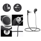 Bluetooth In-Ear Stereo HiFi Outdoor Sport Earphone w/ Mic - Black