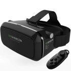 Shinecon Virtual Reality Head Mount 3D Glasses + Bluetooth Remote Control for 3.5-6.0 inch Phone