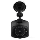 "170' Wide Angle CMOS 2.31"" TFT Car DVR w/ Mic / Loop Record - Black"