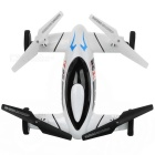 4-CH fly & drive air-ground fernbedienung quadcopter drone - schwarz