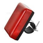 Warning Light Type GSM / GPRS / GPS Tracker for Bicycle