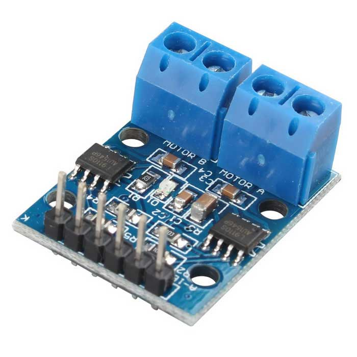 L9110s Dual Channel H Bridge Stepper Motor Dual Dc Motor