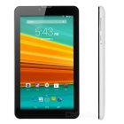 "Aoson M701TG MTK8312 Dual-Core Android 4.4 Tablet PC w/ 7"" TFT, 2GB ROM, Dual Camera - Black + White"