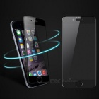 Curved Full Cover Mirror Tempered Glass Screen Protector Guard for IPHONE 6S PLUS - Black