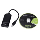 CY USB 3.0 to DP 4K UHD External Video Graphics Adapter - Black