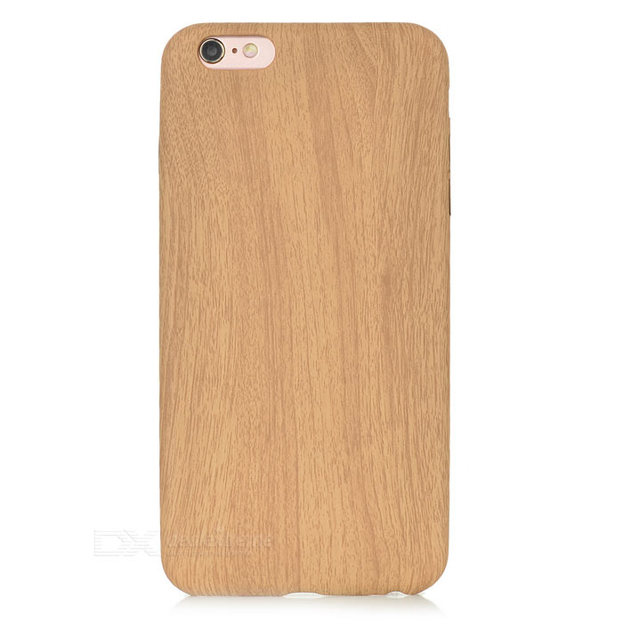 S-What Wood Grain Pattern Back Case for IPHONE 6 PLUS - Wood