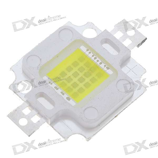20W 1400-Lumen Cold White Light LED Metal Board Module (16~18V)