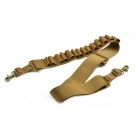 Adjustable Shotgun Gun Strap - Tan