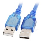 MAIKOU USB 3.1 Type C OTG Adapter + USB Charging Cable - Blue + Golden