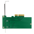 SSD allo stato solido carta disco PCI-E Adattatore per MacBook Air PRO - verde