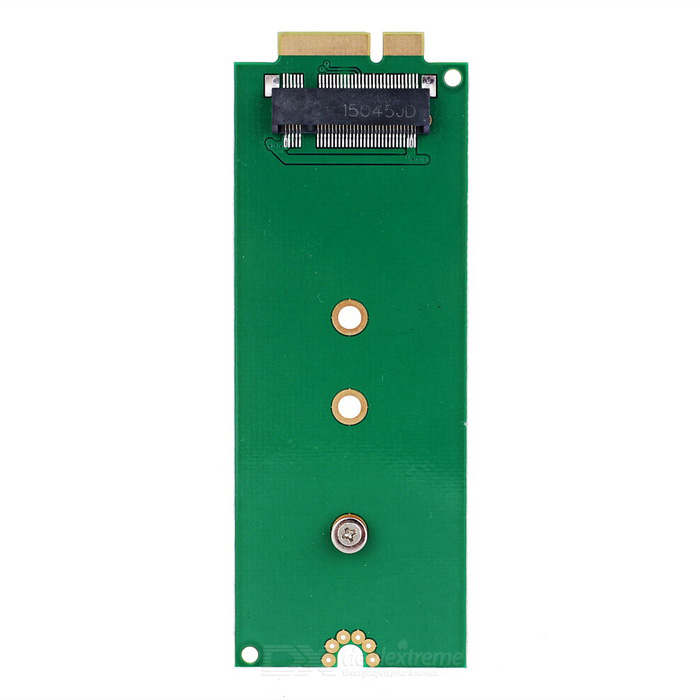 M.2 NGFF SSD to 2012 Version Apple MacBook PRO A1425 A1398 SSD Adapter Card 22 x 60mm