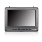 "FPV-718B 7"" 1024x600 Super Slim Built-in Battery FPV Monitor - Black"