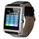 F8 Dial Dial Smart Watch telefone com chamada Bluetooth, monitoramento do sono