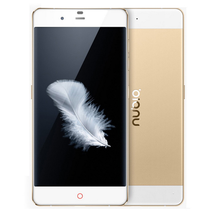 ZTE Nubia My Prague Android 5.1 Snapdragon 615 Octa-Core 5.2'' 4G Phone w/ 3GB+32GB 13.0+8.0MP