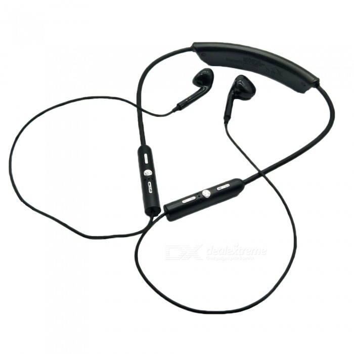 Multipoint Stereo Bluetooth V3 AptX Headset Splashproof Earphones