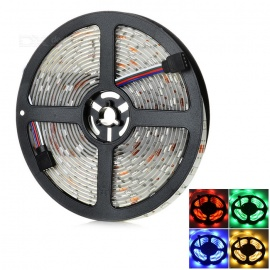 5050 SMD 150-LED Waterproof RGB Light Strip + APP Bluetooth RGB Controller for Android, IOS (DC 12V)