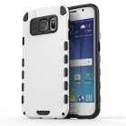 MO.MAT Dual Layer Hybrid Armor Defender Rugged Hard Protective Case Cover For Samsung Galaxy S6
