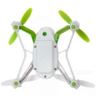UDIR/C U941 Flying Running Wall Climbing R/C Quadcopter Drone - White