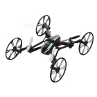 udir / c U941A 2.4GHz r / c quadcopter w / camera / 4-Axis gyro - zwart