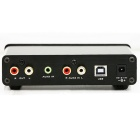 Feixiang FX-98S amplificatore audio decoder audio preamplificatore USB DAC - nero