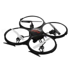 UDIR/C U919A R/C Quadcopter w/ Headless Mode & Camera - Black