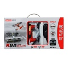 Syma X9A Fly & Drive Remote Control Quadcopter / Flying Car - Red