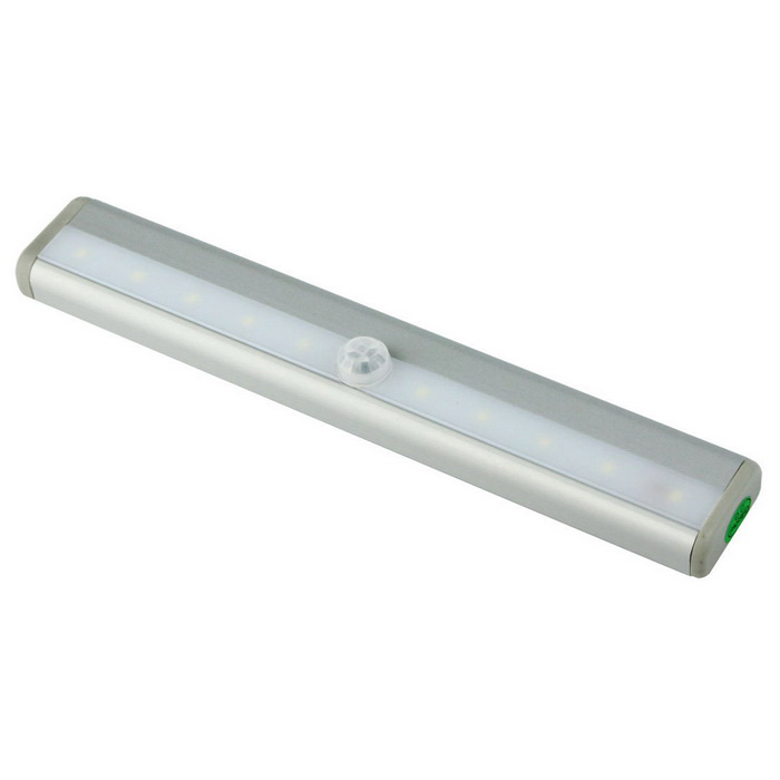 L0406 Sensore di movimento senza fili di 10 LED LED Intelligent IR Induction Lamp