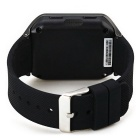 "S8 1.54"" 3G Android 4.4 Smart Watch Phone w/ GPS, Camera - Black"