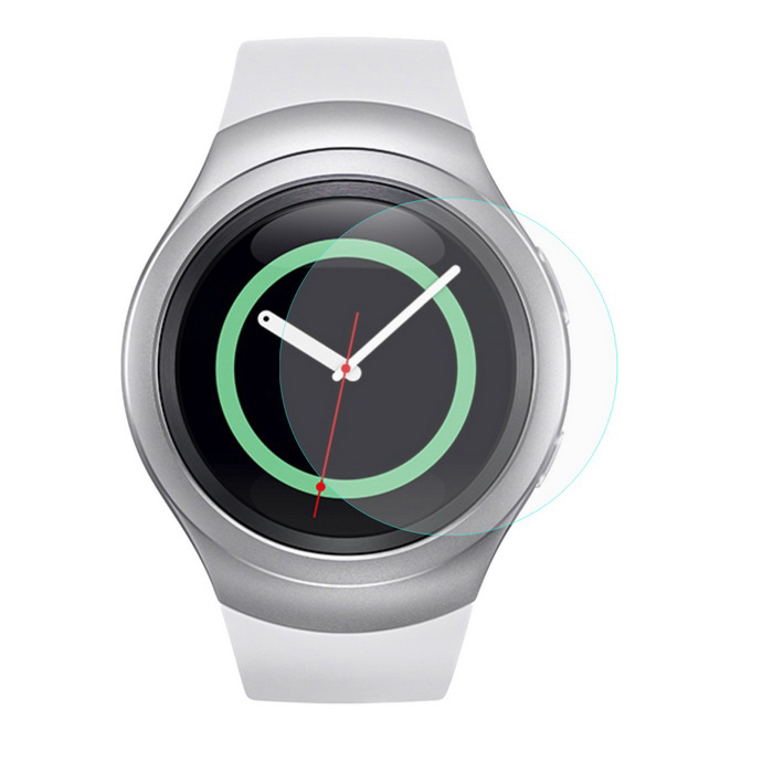 Hat-Prince 2.15D Tempered Glass Screen Protector for Samsung Gear S2