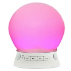 Smart Color-UP Music Bulb LED Bluetooth Speaker - White