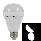 E27 9W 580lm 32-SMD 3528 LED 6500K Cool White Light Lamp Bulb (220V)