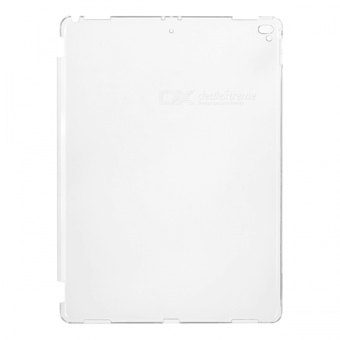"Protective Plastic Back Case Cover for IPAD PRO 12.9"" - Transparent"