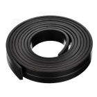 1000*10*2mm Flexible Magnetic Strip Tape Rubber for Office - Black