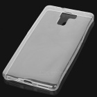 Ultra-Thin Protective TPU Back Case for Huawei Honor 7 - Transparent