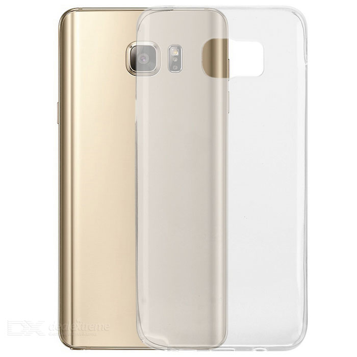 Ultra-Thin Protective Back Case Cover for Samsung Note 5 - Transparent
