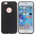 Protective Hollow TPU Back Case for IPHONE 6 / 6S - Black