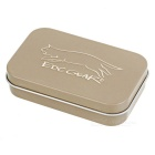 EDCGEAR Keychain Box Tool Case w/ Knife / Saw / Bottle Opener - Khaki