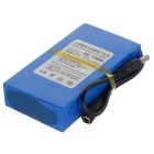 "DC 12680 12.6V ""6800mAh"" Battery w/ Switch & US Plugsss Power Adapter"
