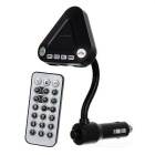 "1.1"" Bluetooth V2.1 MP3 Player & FM Transmitter Hands-Free Car Kit w/ USB 2.0 Charger / TF Card Slot"