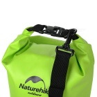 NatureHike Outdoor Sports Rafting Waterproof Storage Bag - Green (10L)